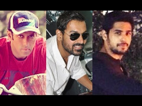 Dashing Bollywood Boys & Their Super Bikes | Hindi Latest News | Salman, John, Sidharth, Aditya