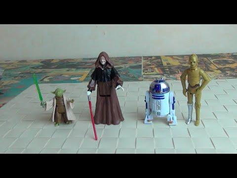 Игрушки Звездные Войны Фигурки - Star Wars toys