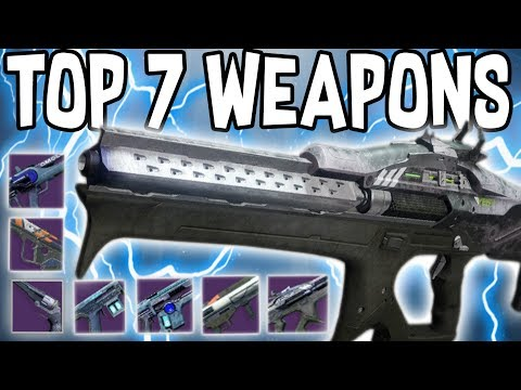 Destiny 2   Top 7 Weapons To Use In Trials! EASY FLAWLESS VICTORY!