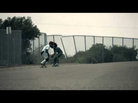 Sk8gringo Afro-Brothers Sergio Yuppie - Skate Downhill Free rider