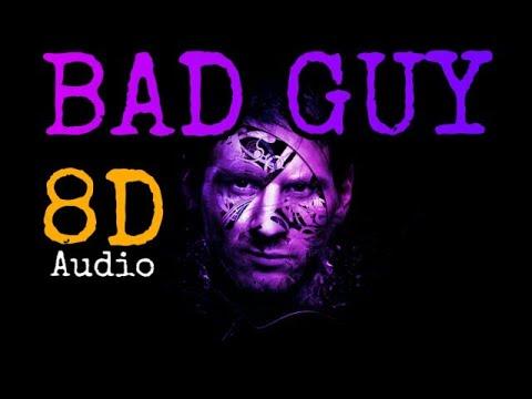 bad guy | Remix  | Billie Eilish | 8D MUSIC  | latest pop songs | vevo | use headset