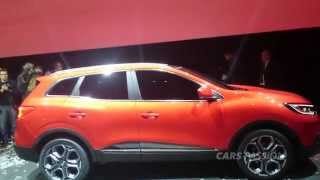 Renault Kadjar 2015 - new crossover SUV [Official]