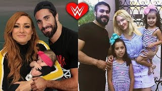 10 WWE Couples Rumored to Have Kids Soon - Seth Rollins & Becky Lynch, Charlotte Flair & Andrade