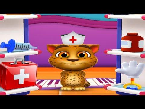Мой Говорящий Том 2 НОВАЯ ИГРА #5 Друзья Анджела Сладости My Talking Tom 2 Игровой мультик для детей