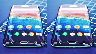 Samsung Galaxy S8 Edge - Advance 3D TOUCH!!!