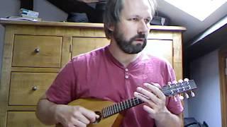 Schwesterlein, Schwesterlein (trad. German), mandolin instrumental