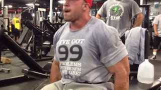 Nick Medici - Seated Dubell Curls