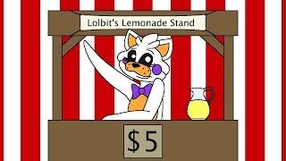 Minecraft Fnaf: Lolbits Lemonade Stand (Minecraft Roleplay)