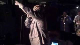 Bigga Haitian Part 2 Live In Nyc March 29 2009 Tribute To Women In Reggae Honoring Sister Carol