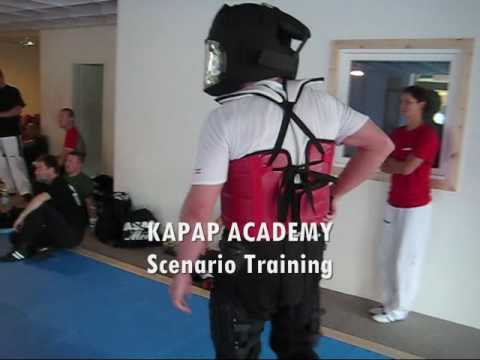 KAPAP ACADEMY LLC. - Israeli self defense and CQB