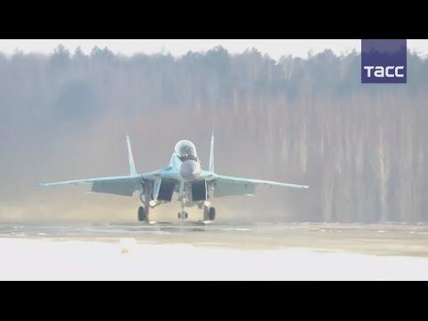 """МиГ-35 - многоцелевой истребитель поколения """"4++"""""""
