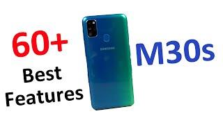 Samsung M30s 60+ Best Features