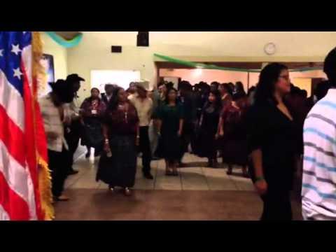 La Marimba Flor del Paraiso en CoronaCalifo 2013
