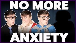 ACCEPTING ANXIETY, Part 1/2: Excepting Anxiety!   Sanders Sides