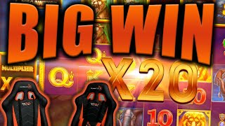 BIG WIN on SAFARI GOLD MEGAWAYS Slot - Casino Stream Big Wins