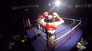 Watford | Ultra White Collar Boxing | Jamie Peach VS Oliver Barber