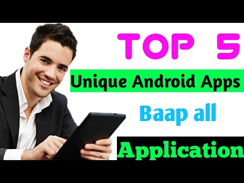 Top 5 Best Android Apps   Unique Android Apps 2018! by technical yadav ji