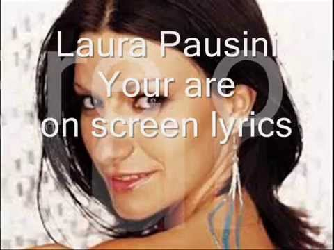 download lagu Laura Pausini   You Are On Screen Lyrics gratis
