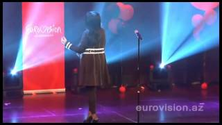 Eurovision 2012(Евровидение-2012)Новое видео с BAKU CRYSTAL HALL.