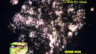 HOME RUN - Winda Fireworks - P5134