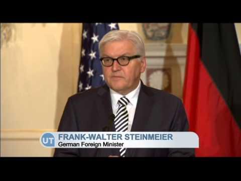 German FM Steinmeier Backs Minsk Ceasefire: Russia accused of multiple  peace plan breaches