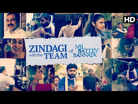 Zindagi With The Team Of Nil Battey Sannata