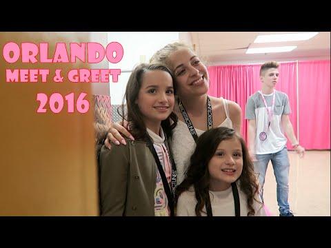 Meeting BabyAriel | Orlando Meet and Greet 2016 (WK 277.5) | Bratayley