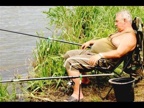 жирные рыбаки