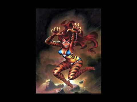Hero Worship - Tigra