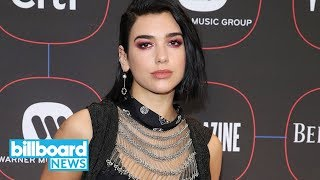 An Exclusive Look Into One of the Hottest Pre-Grammy Parties -- Warner Music Group | Billboard News