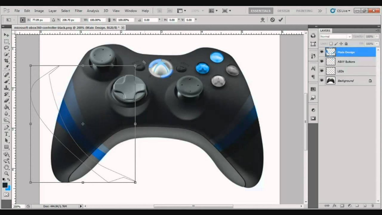 Xbox Controller Skin Template X360 Controller  Label