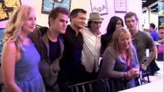 The Vampire Diaries Takes a Bite Out of Comic-Con 2011