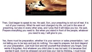 Joseph Prince Working Out Of Rest 6 27 2014  AVI