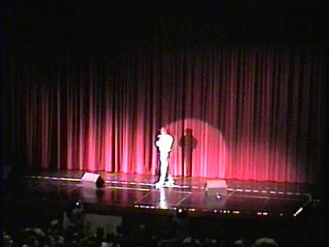 Jhuryll Phoenix - Performing Start Over @ Maumee High School 2011 Talent Show