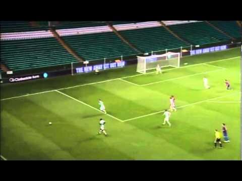 Celtic 1 - 3 Barcelona