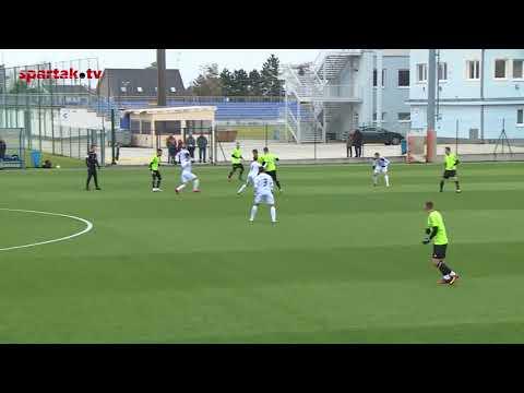 Sestřih přátelského utkání: FC Spartak Trnava - FC Hradec Králové 2:3