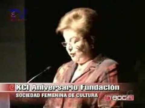 XCI Aniversario Sociedad Femenina de cultura