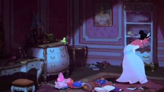 Printesa si Broscoiul (2009) The Princess and the Frog (1080p) - trailer - romana
