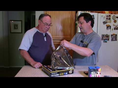 Building a computer with my dad - Part 3