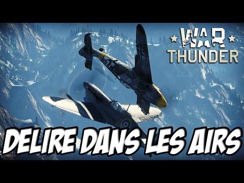 War Thunder: Fou rire en haute altitude