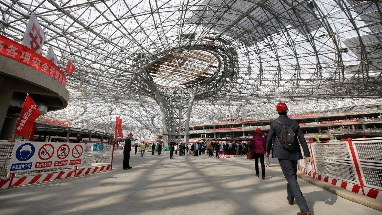 Beijing's new airport set to open in 2019