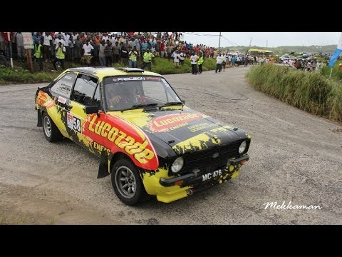 King of the Hill 2013 - Rally Barbados