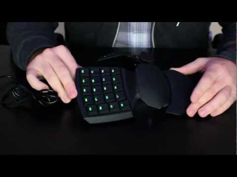 Razer Orbweaver In Depth Review (English)