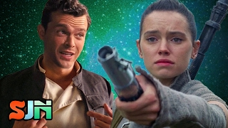 This Week's Star Wars News: Rey's Parents, Han Solo Plot Details