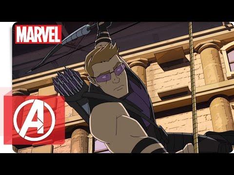 Avengers - Clip: Der Moleculestab | Marvel HQ Deutschland