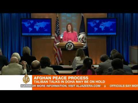 Confusion over planned US-Taliban talks