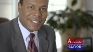 Alexander for Mayor Commercial 1