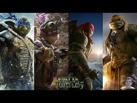 Teenage Mutant Ninja Turtles (2014) - Spoiler Movie Review Rant