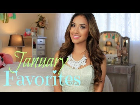 January Favorites 2013