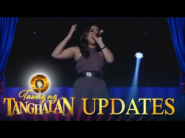 Jermaine April is now a semifinalist | Tawag ng Tanghalan Update